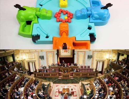 De charlatanes y mercaderes. El debate de investidura explicado para la tercera España.